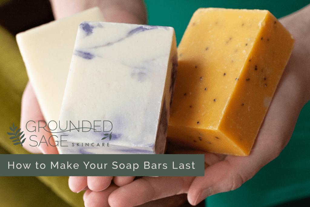cold press soap bars / green beauty / eco living / holistic living / soap tips