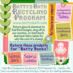 Batty's Bath Recycling Program