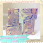 Batty's Bath Birthday Soap