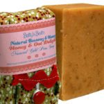 Cold Press Natural Soap Honey and Oat Delight
