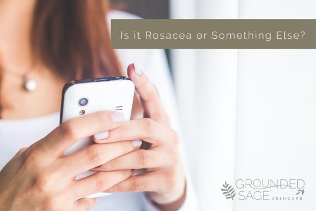 is it rosacea