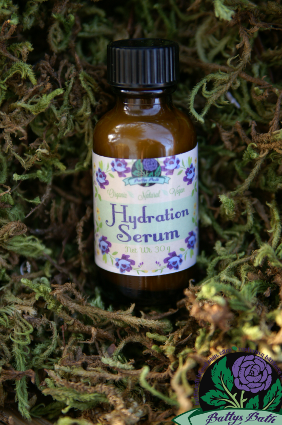 hydration serum for congested dry skin