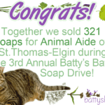 Soap Drive Results