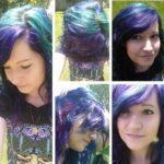 Batty's hair colour
