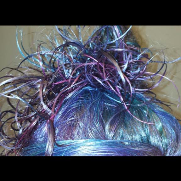 Batty's hair