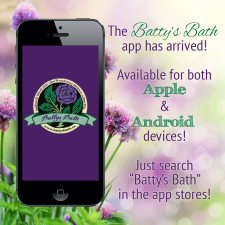 Batty's Bath App