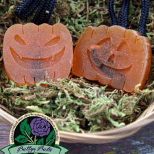 Halloween Soap on a rope