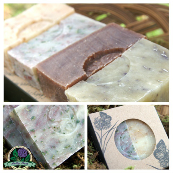 Fall and winter soaps