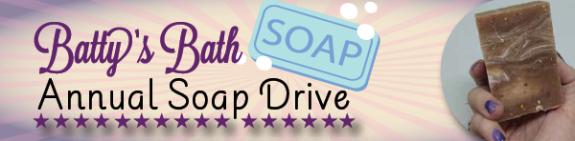 Annual Soap Drive