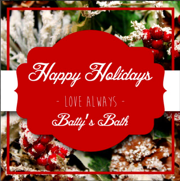 Merry Christmas, happy holidays, and Happy New Year! (December 24, 2014)