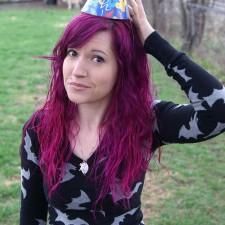 Batty's Birthday Picture