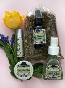 hormonal acne skin care kit