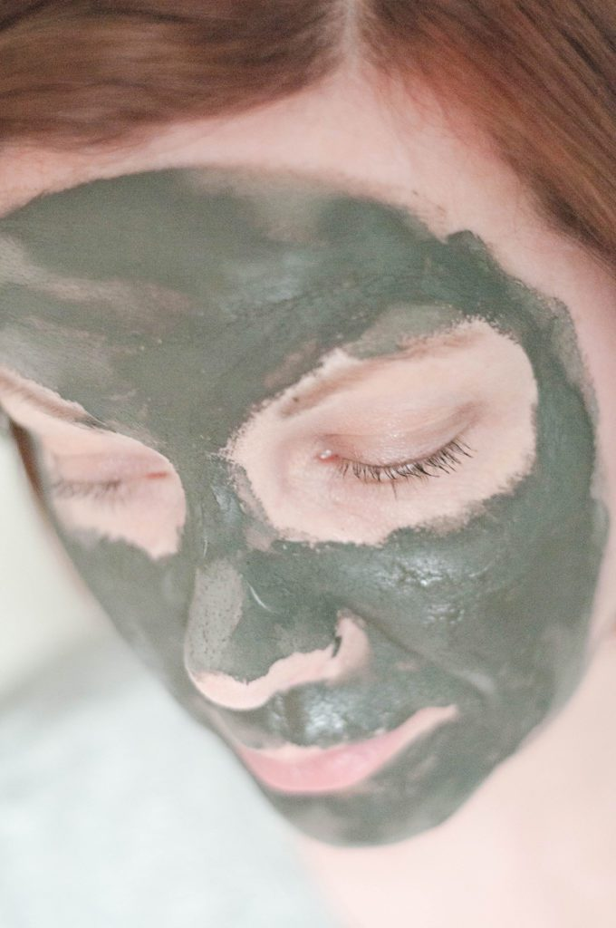 Dead Sea Mud Mask - Natural Facial Mask for Spring / made with natural ingredients / face mask / deep clean for skin / green beauty