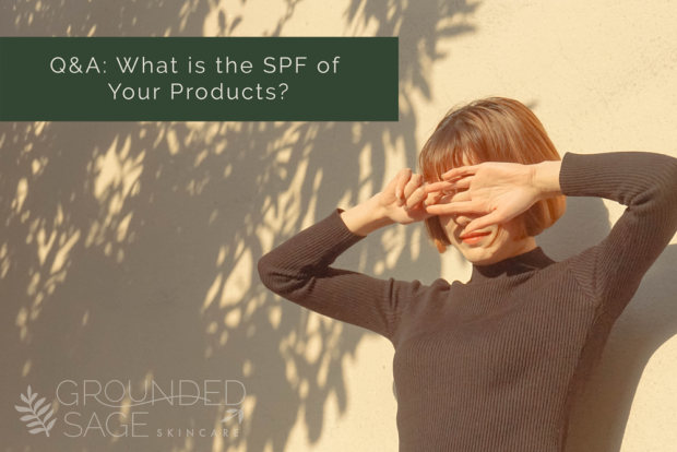 What you need to know about SPF in our products // green beauty
