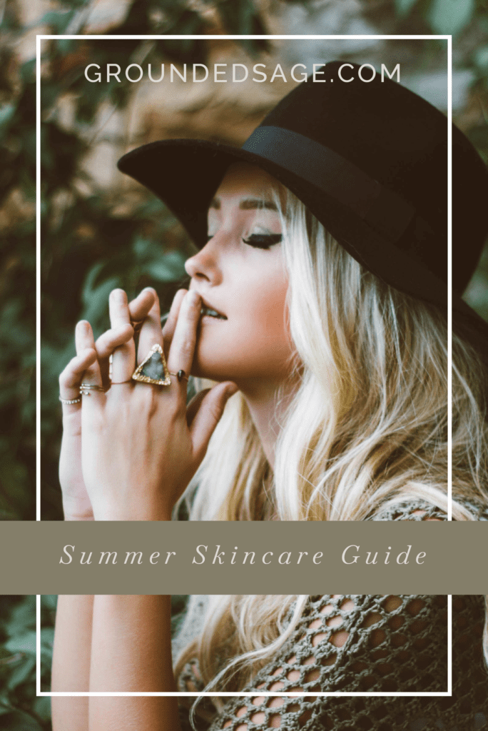 summer skincare guide