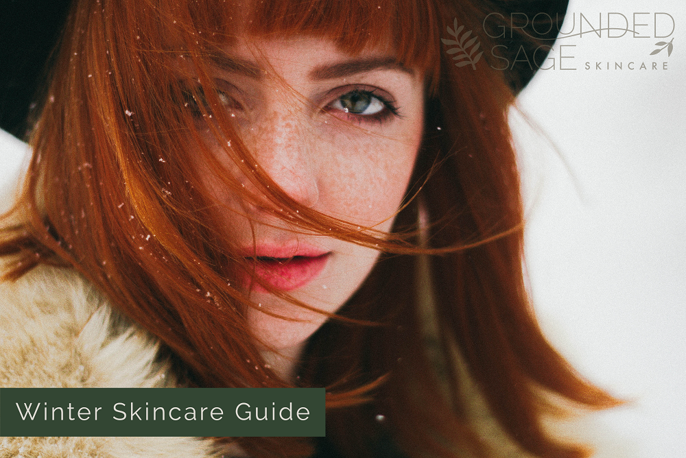 Winter skincare guide / dry skin / seasonal changes to skincare routine / green beauty / cold weather skincare / holistic beauty