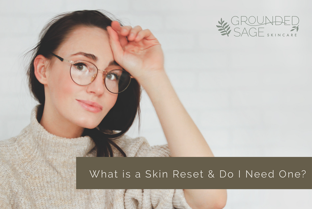 What is a skin detox / detoxing your skin / charcoal for skin / skin reset/ green beauty/ eco beauty