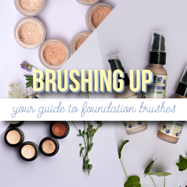 Brushing Up: Your Guide to Foundation Brushes