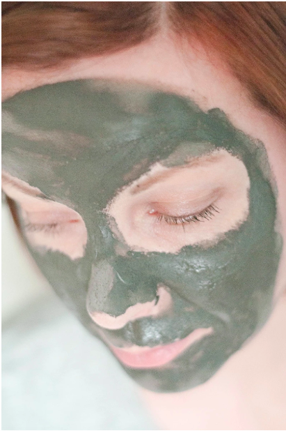 Dead Sea Mud Mask - Natural Skincare Routine Products