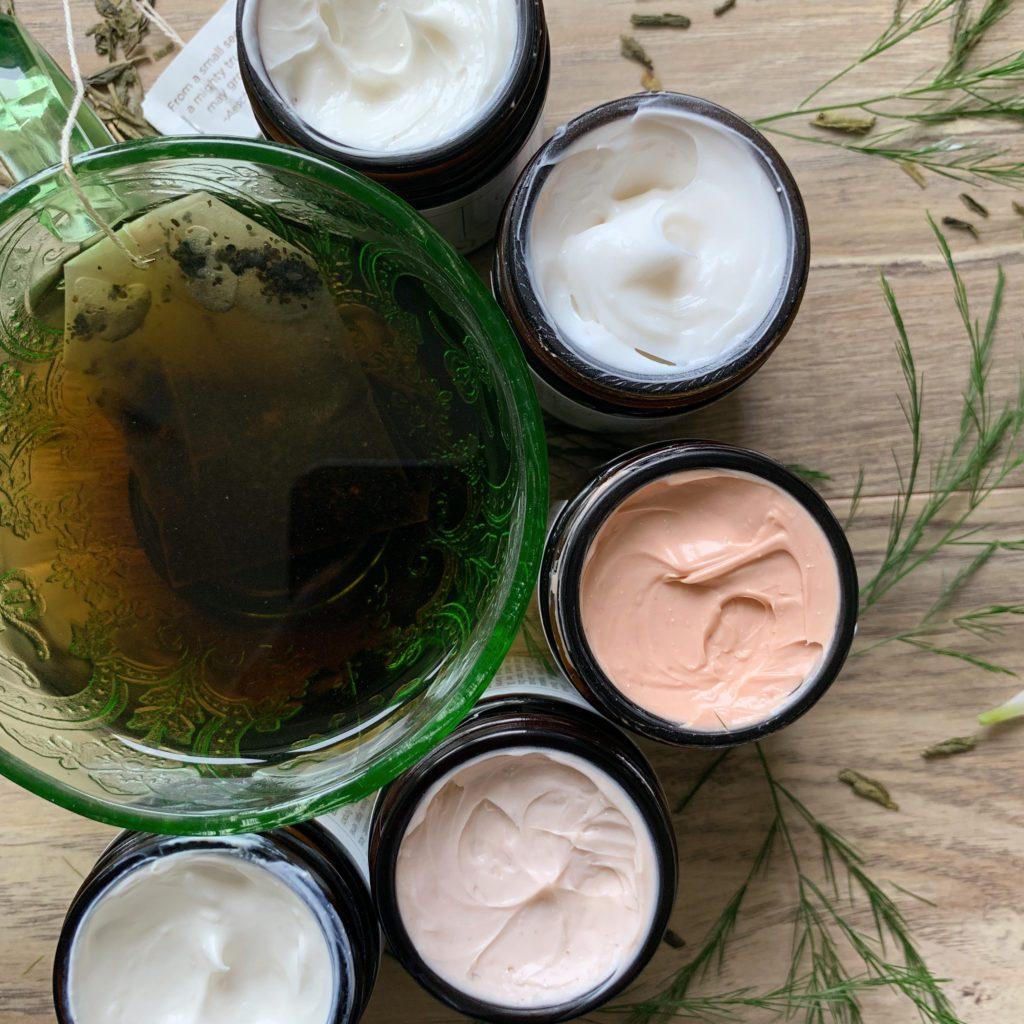 Botanical Face Creams - Facial Moisturizers, Natural Skincare