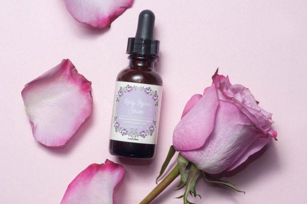 Rosy Repair Facial Serum for Sensitive Skin - Natural Beauty