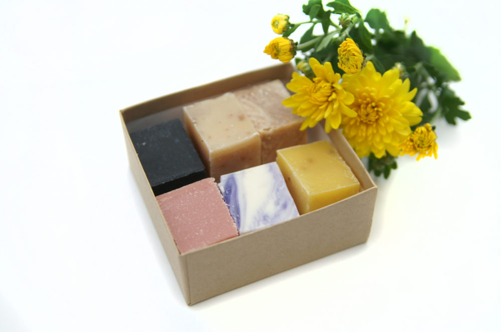 Handmade Soap Sample Pack - Variety Pack - Made in Canada