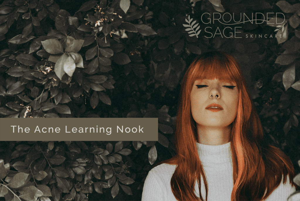 Acne Learning Nook