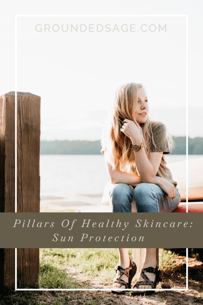 skincare basics / green beauty / sun protection / SPF