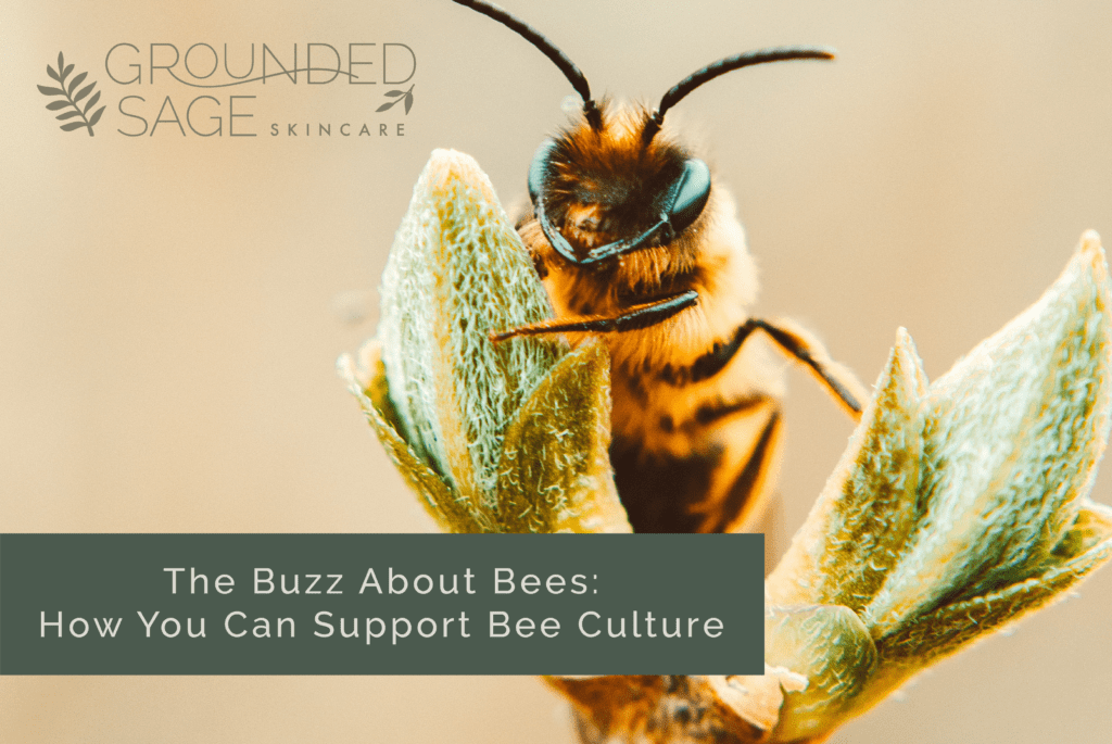 save the bees / bee culture / green beauty / honey / beeswax