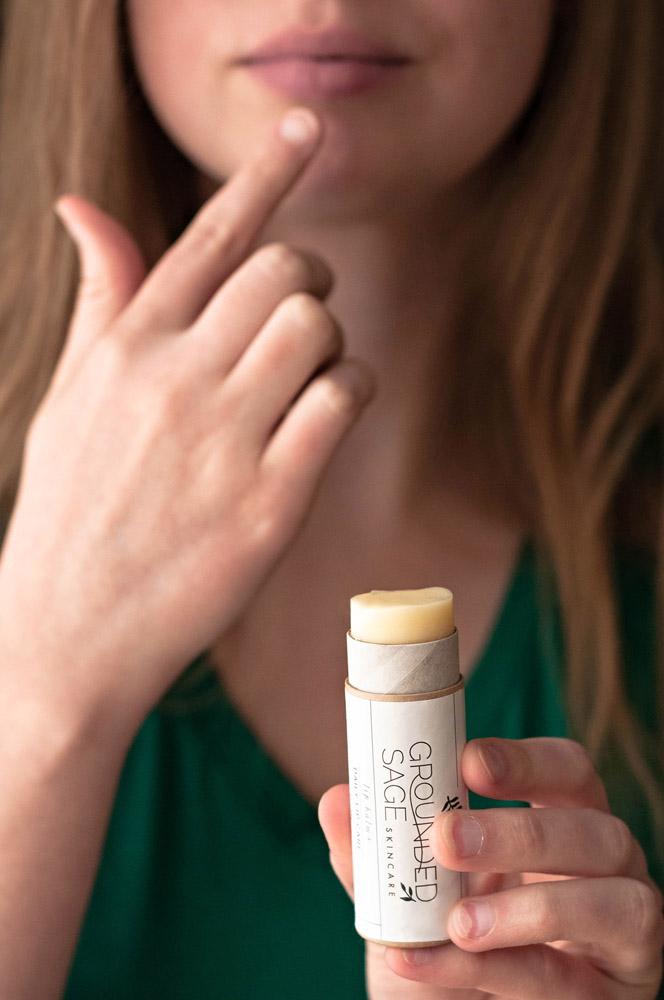 Zero Waste Lip Balm - Eco Friendly Skincare