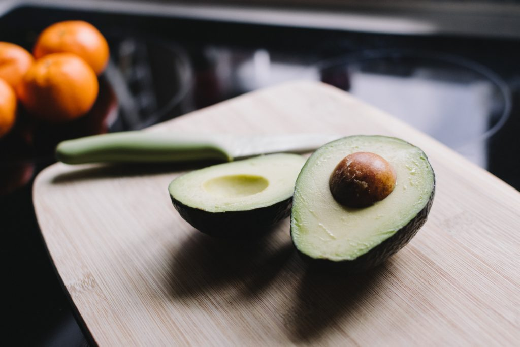 Avocado is a beauty food - eat avocados for healthy skin this winter