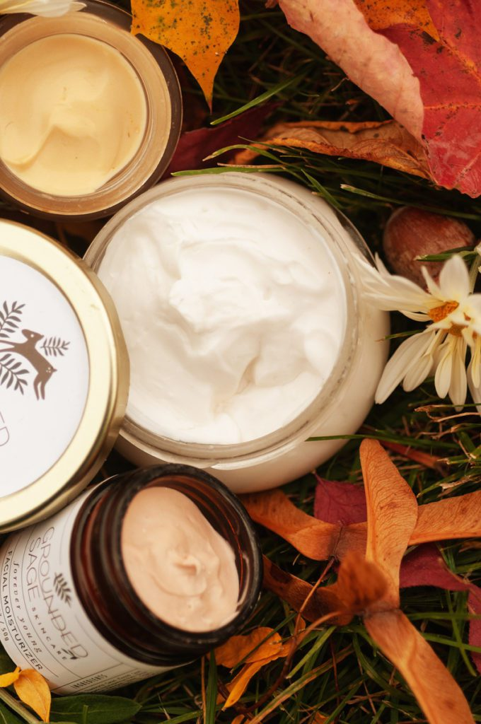 Apothecary Herbal Skincare Products with Topical Probiotics - Wildcrafted in Canada