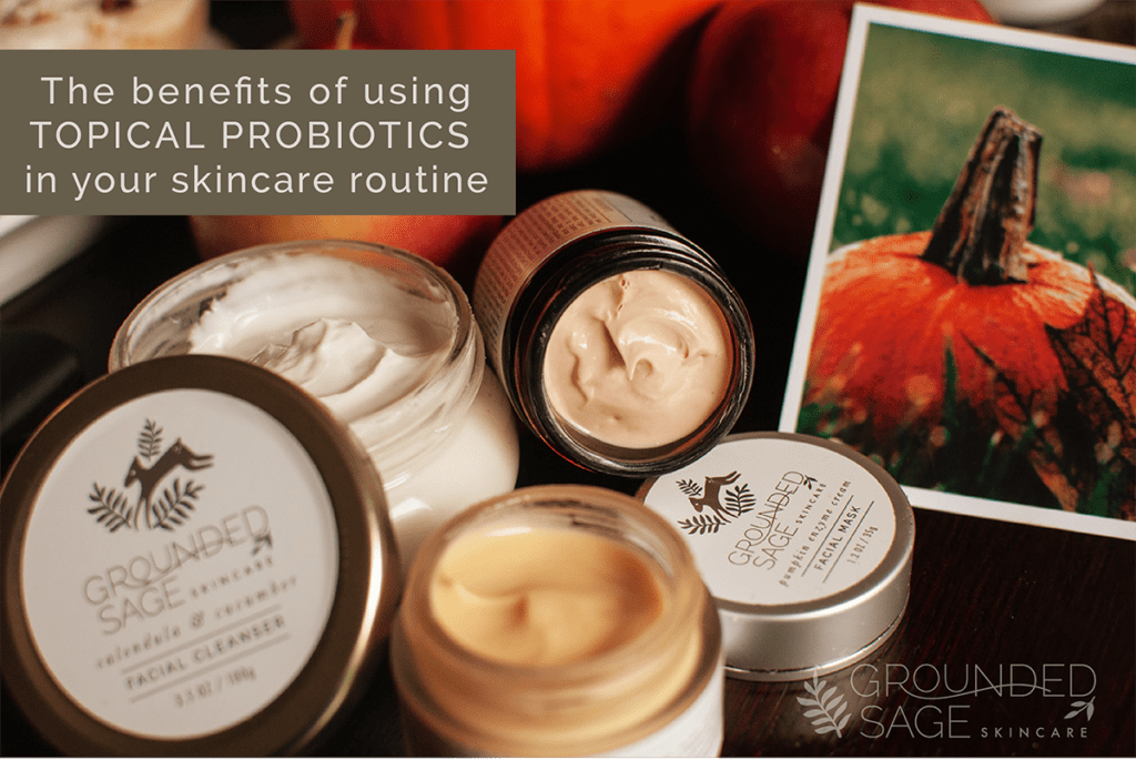 The skin benefits of using topical probiotics in your skincare routine