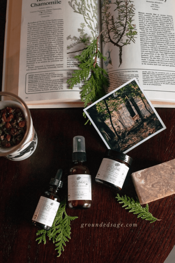 Stuck inside? Indoor activity idea for helping kids connect to nature without leaving the house. Explore nature from the comfort of your home - homebody nature lover scavenger hunt inspired by herbalism, apothecary, wicca, ...