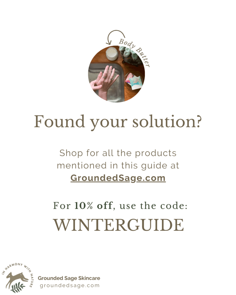 Winter Guide Coupon Code For Grounded Sage Skincare