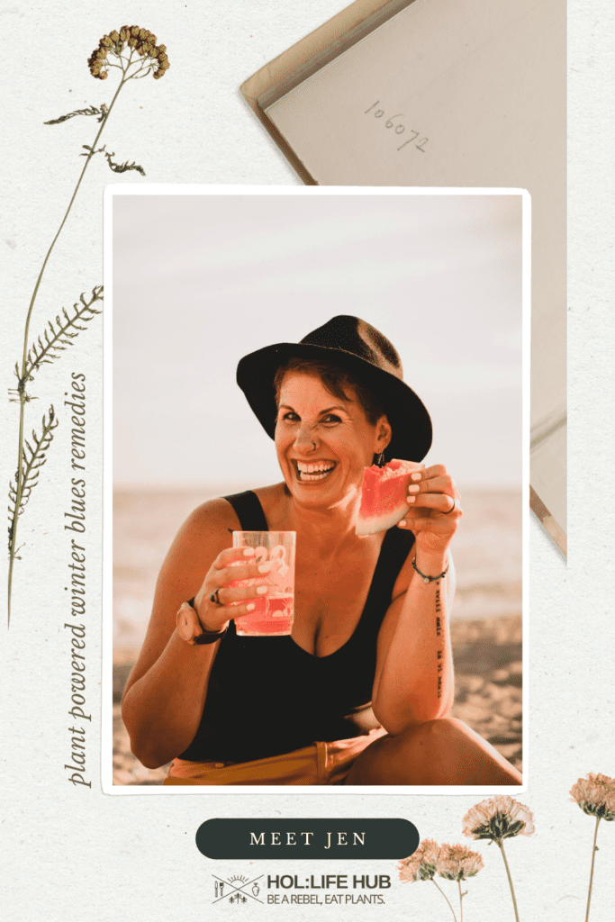 Jen Weare - Holistic Nutritionist - Plant Powered - Slowly and simply ways to to gradually embrace a vegan lifestyle
